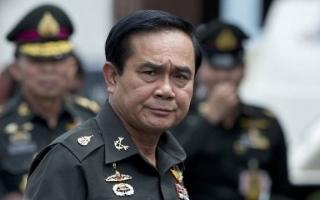 رئيس وزراء تايلاند الجديد وزعيم الانقلاب العسكري برايوث تشان-أوتشا