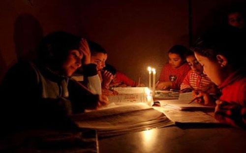 انقطاع الكهرباء