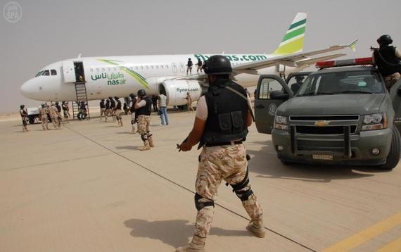 طيران ناس - اختطاف - دوريات - امن