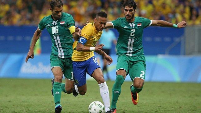 العراق والبرازيل