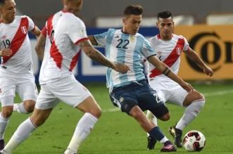 الأرجنتين تصارع بيرو على بطاقة مونديال روسيا - المواطن