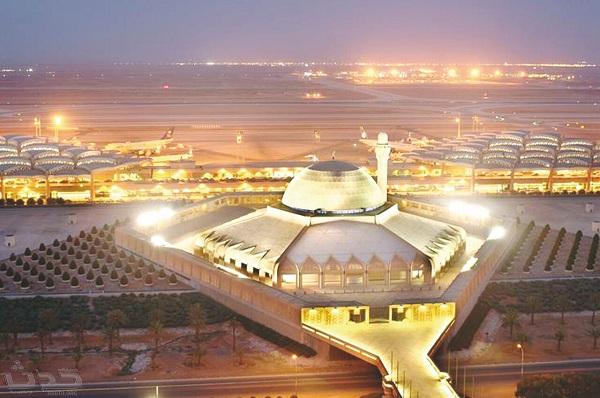 مطار الملك خالد بالرياض