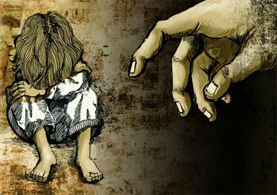 تحرش بأطفال