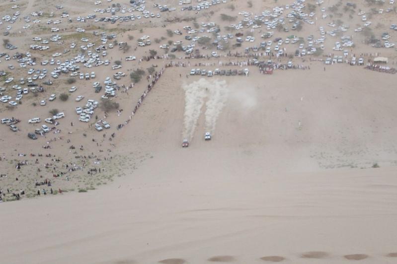 صور مثيرة.. التطعيس يجذب زوار بدر - المواطن