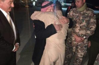 شاهد .. صور وصول الطيار الأردني إلى عمَّان بطائرة إخلاء طبي سعودية - المواطن