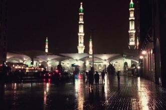 بالفيديو والصور.. هكذا تفاعل المغردون مع #أمطار_المدينة.. سحر يخطف العقول - المواطن