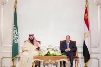 اليوم الأول لزيارة ولي العهد إلى القاهرة يشهد توقيع 3 اتفاقيات ومذكرة تفاهم - المواطن