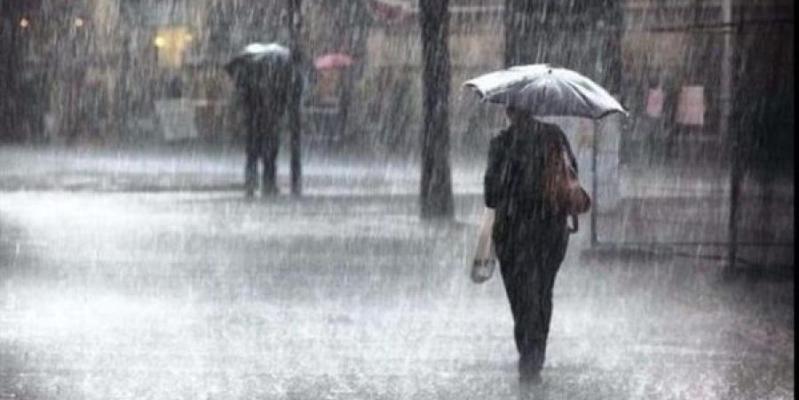 توقعات بأمطار غزيرة في مصر لعدة أيام