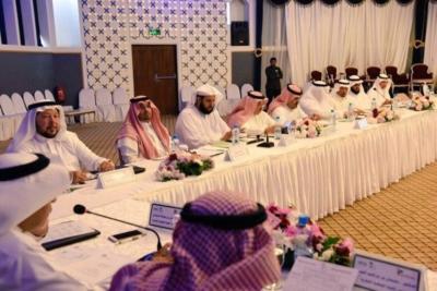 30 رجل أعمال.. اللجنة التجارية الوطنية تعتمد إنشاء جمعية لأسر شهداء الواجب (1) 