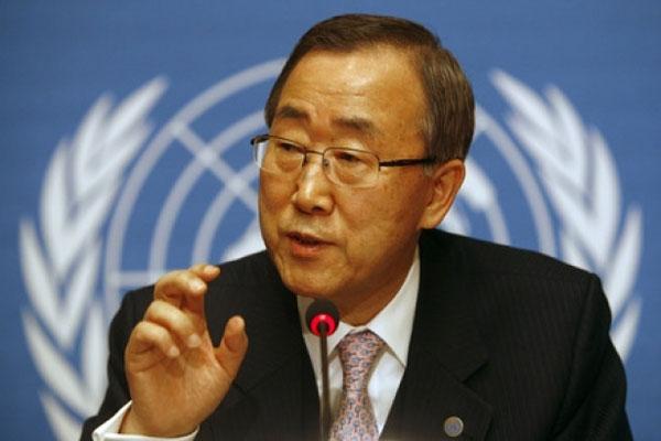 بان كي مون: التحالف بريء من انتهاكات الأطفال باليمن