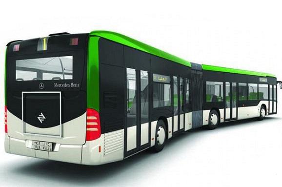 مشروع الحافلات الجديدة