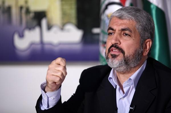 رئيس المكتب السياسي لحركة المقاومة الإسلامية حماس- خالد مشعل