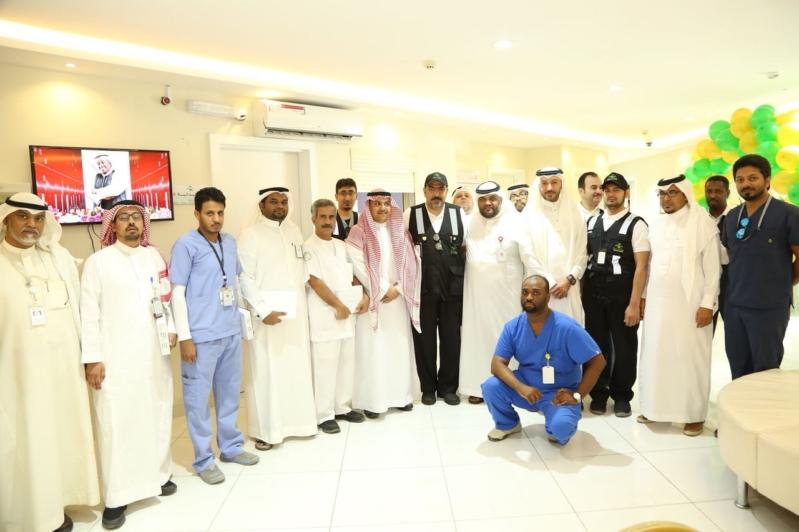 بالصور.. صحة مكة تدشن مشروع الإحالات الإلكترونية للمرضى