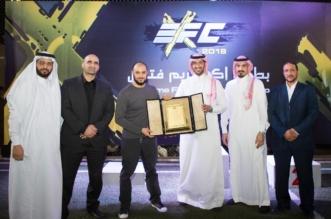 خالد بن الوليد يتوج أبطال وقت اللياقة في بطولة إكستريم فتنس - المواطن