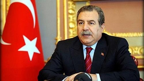 وزير -  وزارة الداخلية التركية