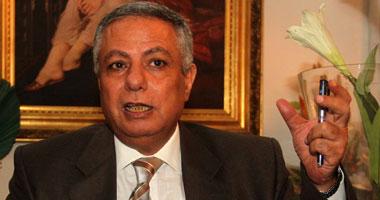 وزير التربية والتعليم المصري الدكتور محمود أبو النصر