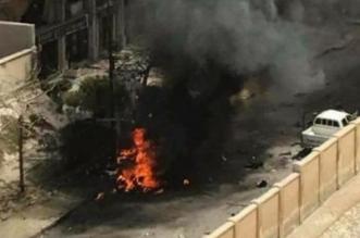شاهد.. اللقطات الأولى لاستهداف موكب مدير أمن الإسكندرية - المواطن