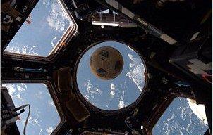 كرة رائد فضاء