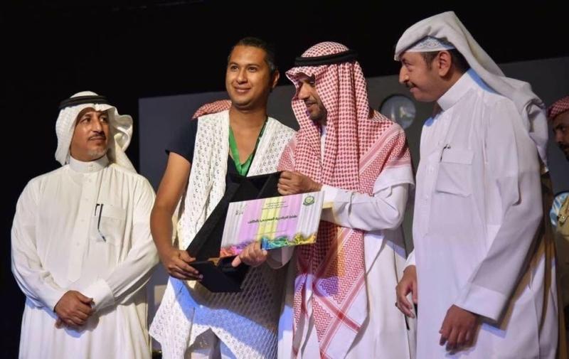 4 جوائز لمسرح جامعة جازان بمهرجان الجنادرية 2
