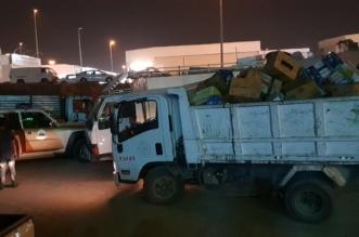 4 مستودعات مخالفة لإعادة تصنيع الورق بالمدينة المنورة - المواطن