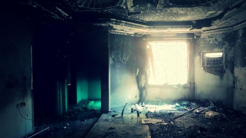 حريق بريدة 3