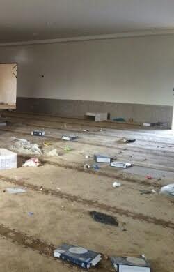 مسجد عمير بن أبي وقاص بالحفر.. من الترميم إلى موقع للقاذورات4