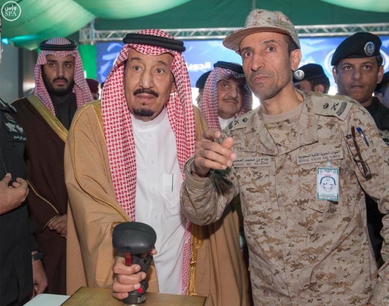 الملك سلمان والقوات المسلحة.. تطوير مستمر وقرارات تاريخية