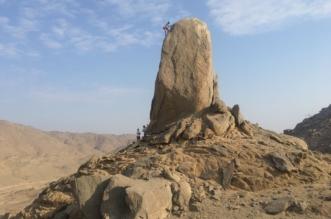 بالصور.. ياسمين القحطاني أول متسلقة جبال سعودية.. قصة الصمود والتحدي - المواطن