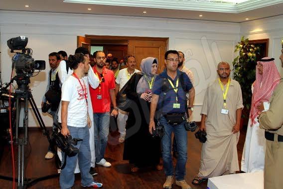 وفود إعلامية عالمية تطلع على مقر الأمن العام في منى - المواطن