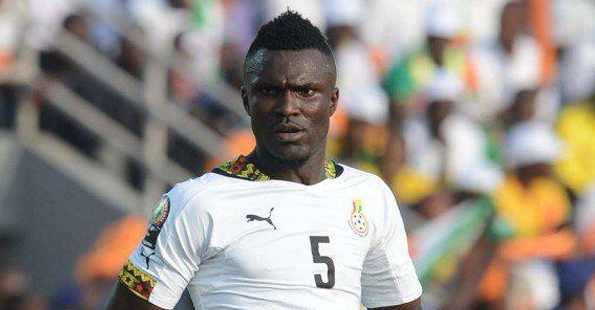 مدافع منتخب غانا الدولي محمد أوال لاعب نادي ماريتزبرغ