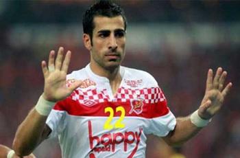 لاعب المنتخب اللبناني محمد غدار