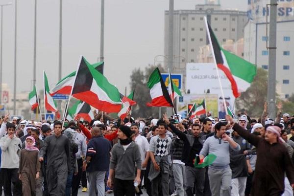 بدون الكويت إلى جزر القمر