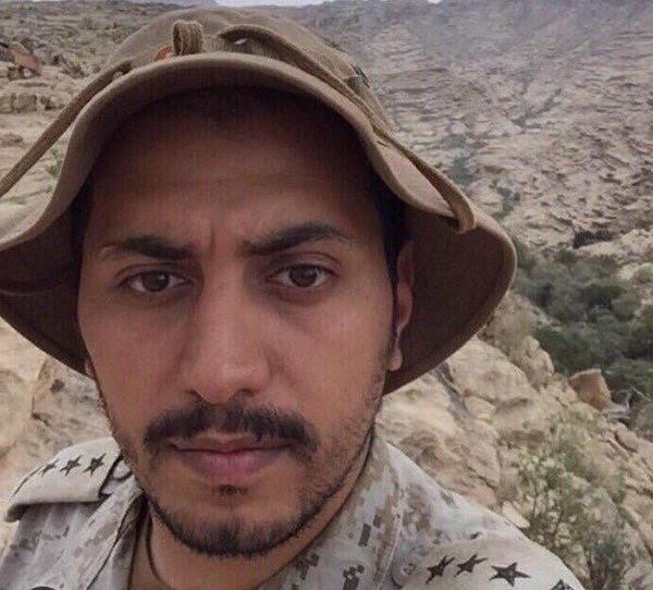 استشهاد النقيب السبيعي بـ #نجران في اشتباكات مع الحوثيين