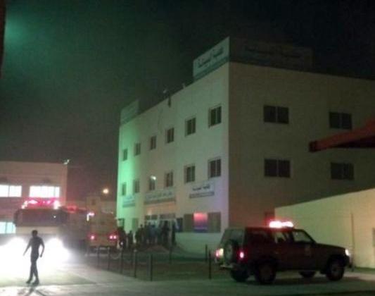 الشراري: التماس كهربائي سبب حريق كلية الحاسبات برفحاء - المواطن