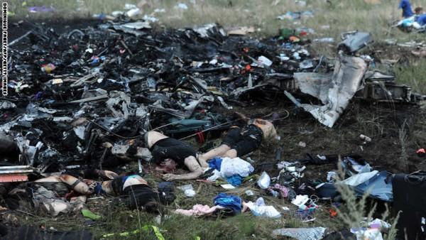 ركاب الطائرة الماليزية التي تحطّمت يوم الخميس 17 يوليو