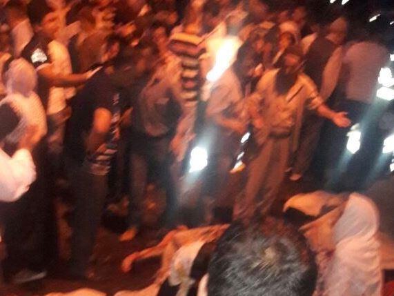 تفجير إرهابي في عرس بتركيا