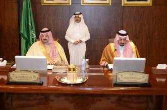 بحضور نائبه تركي بن طلال.. أمير عسير يرأس اجتماع مجلس المنطقة - المواطن