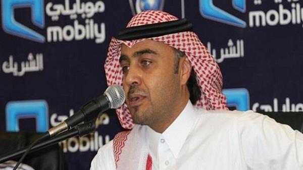 مدير المركز الإعلامي لنادي الهلال السعودي عبدالكريم الجاسر