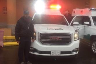 Code Yellow في مستشفى المجاردة بسبب 11 مصابًا في حادث مروري - المواطن