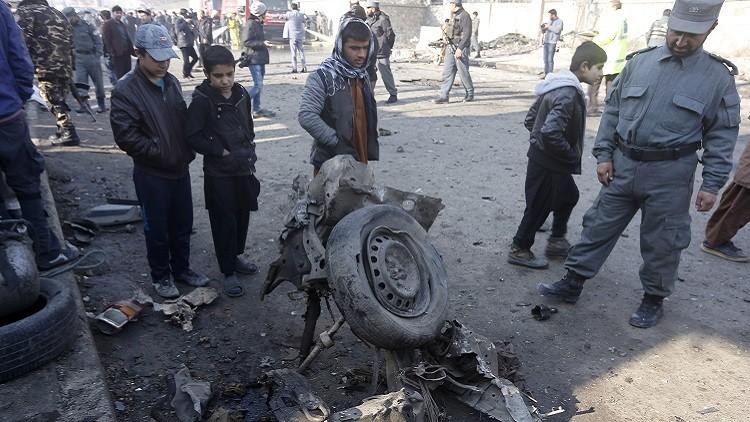 5أفغانستان.. تفجير سيارة مفخخة وسط كابول وطالبان تتبنى