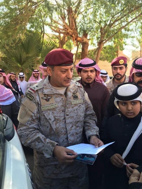 نائب قائد القوات البرية يعزّي أسرة السهيان5