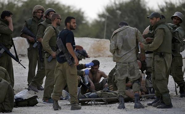 مقتل 13 جنديا إسرائيليا