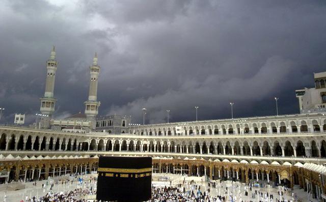 مكه - الحرم - الكعبه - المسجد الحرام