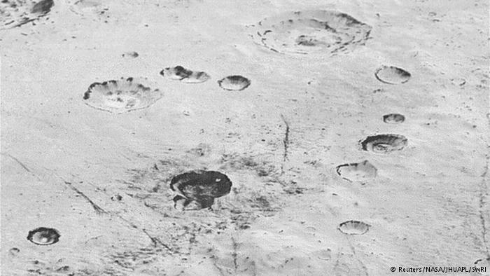 أول صور عالية الدقة من الكوكب القزم بلوتو5