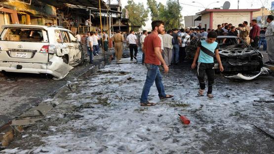 الأمم المتحدة: (2417) قتيلاً بالعراق في يونيو - المواطن