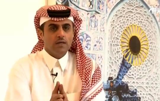 بالفيديو.. سعودي يستعرض الأوضاع الاجتماعية عبر لوحاته بلندن - المواطن