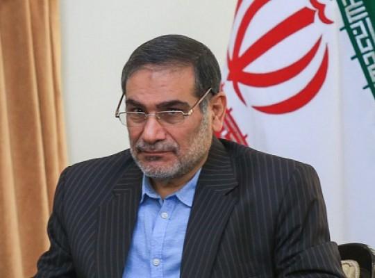 علي شمخاني، أمین المجلس الأعلی للأمن القومي الإیراني