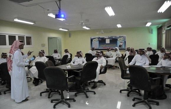 برنامج الملك عبدالله لتدريب 25 ألف معلم ومعلمة