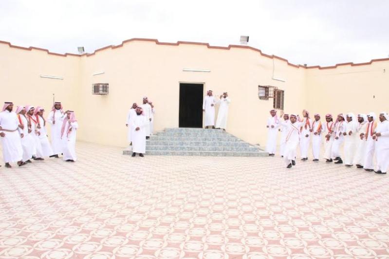 المتحمي يناقش احتياجات مركز حميد العلايا بـ #محايل55