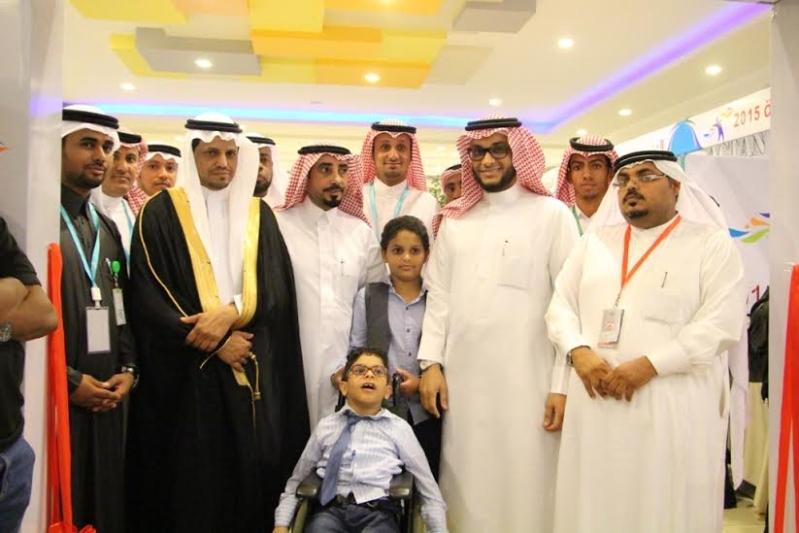 اختتام فعاليات الاحتفال بيوم الإعاقة بصحة #جازان55
